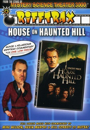 RiffTrax: House on Haunted Hill - from the stars of Mystery Science Theater 3000!