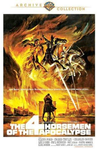 Four Horsemen of the Apocalypse (1962)