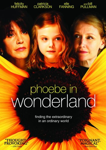 Phoebe in Wonderland (Theatrical Release Packaging)