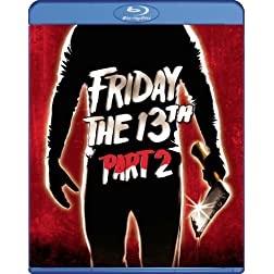 Friday the 13th, Part 2 [Blu-ray]