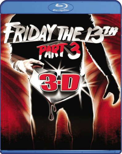 Friday the 13th, Part 3 3D [Blu-ray]