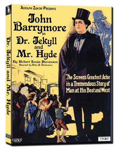Dr. Jekyll & Mr. Hyde (Enhanced) 1920