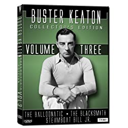 Buster Keaton Vintage Collection Vol. 3 (Enhanced)
