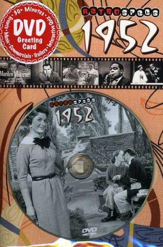 Retrospecs: 1952