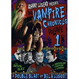 Johnny Legend Presents: Vampire Chronicles, Vol. 1 - The Devil Bat/An American Vampire in London