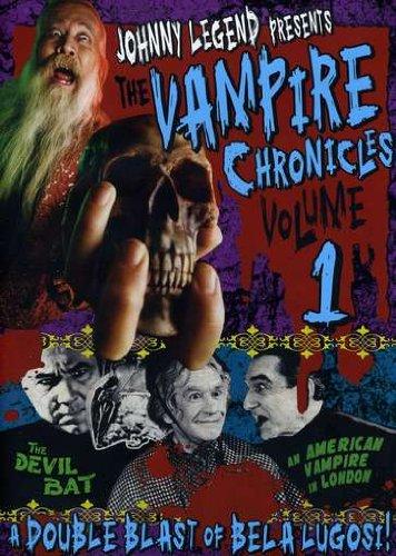 Johnny Legend Presents: Vampire Chronicles, Vol. 1 - The Devil Bat/An American Vampire in London