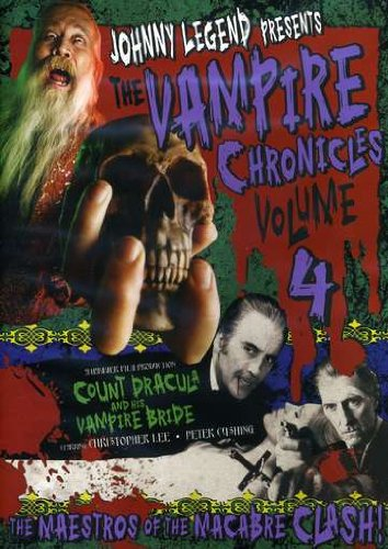 Johnny Legend Presents: Vampire Chronicles, Vol. 4 - Count Dracula and His Vampire Bride