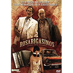Rosarigasinos DVD (aka GANGS FROM ROSARIO)