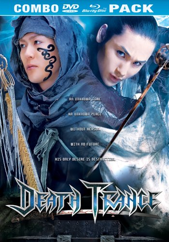 Death Trance DVD with Blu-ray