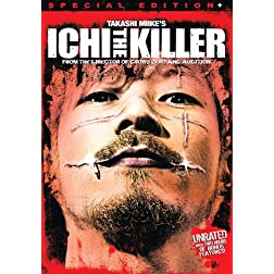 Ichi the Killer Special Edition with Comprehensive Trailer Disc