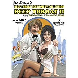 Joe Sarno's Deep Throat Sex Comedy Collection: Deep Throat II/The Switch/A Touch of Genie
