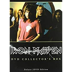 Iron Maiden: DVD Collector's Box Unauthorized