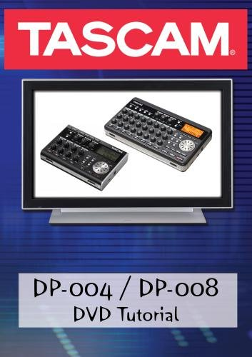 Tascam DP-004 DVD Video Tutorial Manual Help