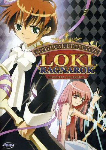 Mythical Detective Loki Ragnarok: Complete Collection