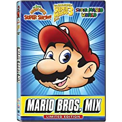 Super Mario Brothers: Mega Mario Mix