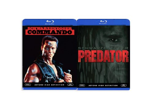 Commando/Predator [Blu-ray]