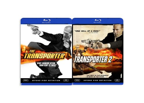 The Transporter/Transporter 2 [Blu-ray]