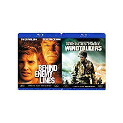 Behind Enemy Lines/Windtalkers [Blu-ray]