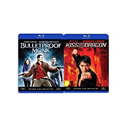 Kiss of the Dragon/Bulletproof Monk [Blu-ray]