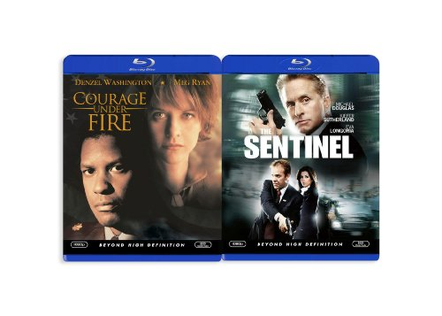 Courage Under Fire/The Sentinel [Blu-ray]