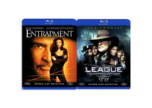 The League of Extraordinary Gentlemen/Entrapment [Blu-ray]