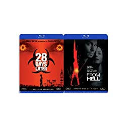 28 Days/From Hell [Blu-ray]