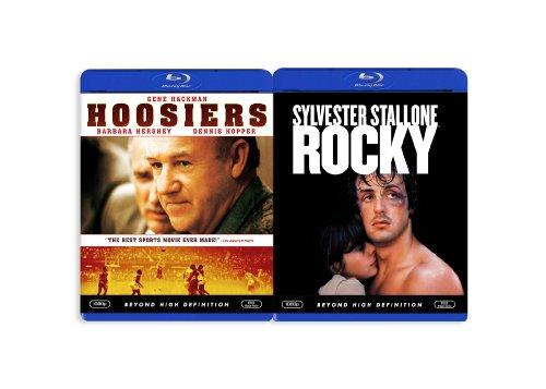 Rocky/Hoosiers [Blu-ray]
