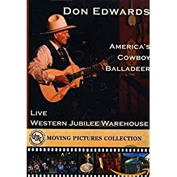 Don Edwards Live at the Western Jubilee Warehouse 2009