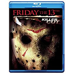 Friday the 13th (Extended Killer Cut and Theatrical Cut) (Amazon Digital Bundle + Digital Copy) [Blu-ray]