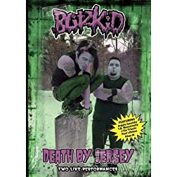 Blitzkid: Death by Jersey