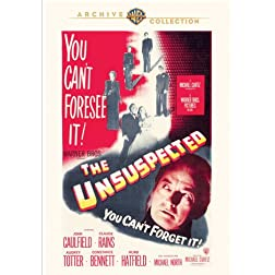 THE UNSUSPECTED (Amazon.com Exclusive)