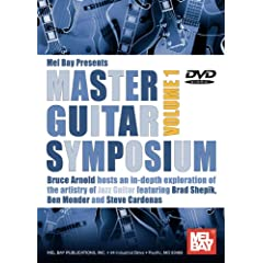Mel Bay presents Master Guitar Symposium, Volume 1 Learning