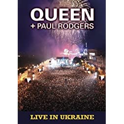 Queen and Paul Rodgers - Live in Ukraine