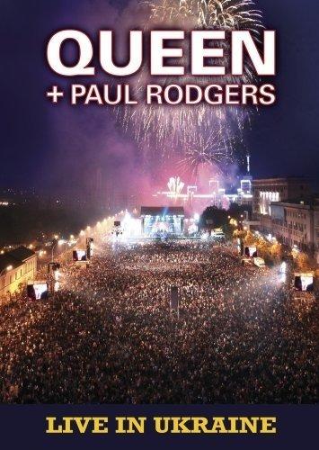 Queen and Paul Rodgers - Live in Ukraine