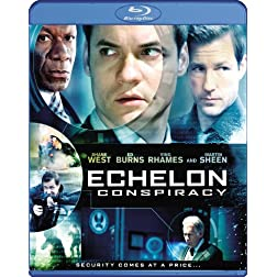 Echelon Conspiracy [Blu-ray]