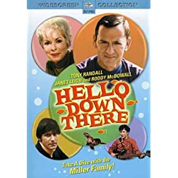 Paramount Valu-hello Down There [dvd]