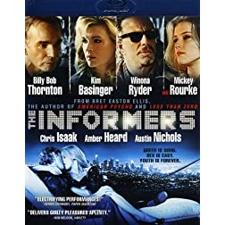 The Informers [Blu-ray]
