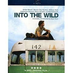 Paramount Movie Cash-into Wild [blu Ray]