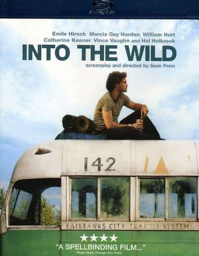 Paramount Movie Cash-into Wild [blu Ray]