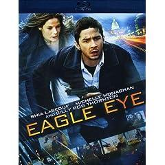 Paramount Movie Cash-eagle Eye [blu Ray]