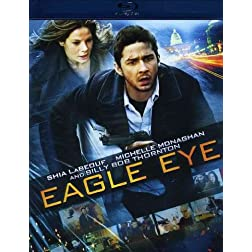 Paramount Movie Cash-eagle Eye [blu Ray]