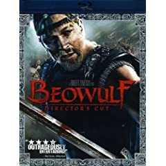 Paramount Movie Cash-beowulf [blu Ray]