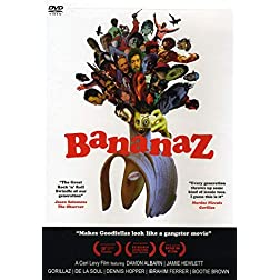 Bananaz: Taking Down The Virtual Walls of Gorillaz (NTSC/Region 0)