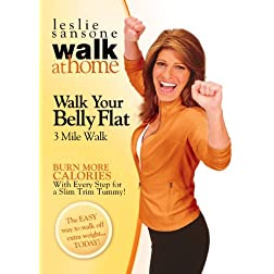Walk at Home-Walk Your Belly Flat