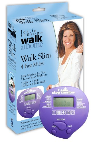 Walk at Home: Walk Slim-4 Fast Miles