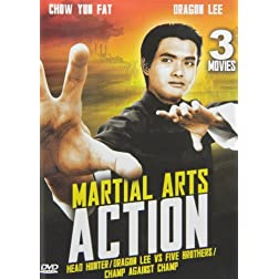 Martial Arts Action