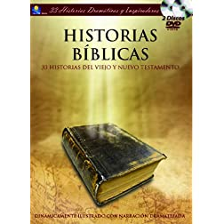 Historias Biblicas / Spanish / Bible Stories