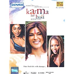 Karma Aur Holi (Dvd)
