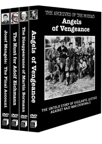 Israel's Secret Hunt for Nazi War Criminals (4-DVD set)