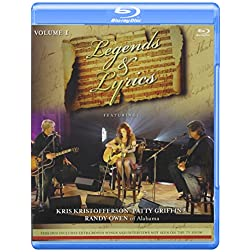 Legends & Lyrics, Vol. 1 [Blu-ray]